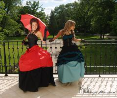 Aristocrats Lifestyle IX by Red-passion