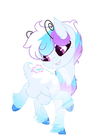 Evolving Breezie Adopt - Ice Stage 2 by FuyusFox