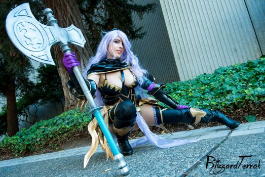 SAC16 - Camilla by BlizzardTerrak