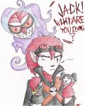 Jack,What are you.... by DrLyzerg