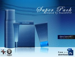 Super Pack -Consume- by paundpro