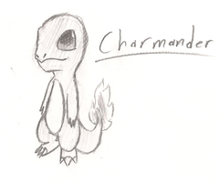 Charmander by AmbiguouslyAwesome1