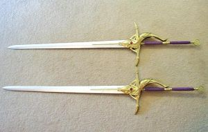 Shinken Swords by aBlindSquirrel
