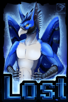 Badge Comish - Lost by TwilightSaint
