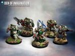 Dark Angel Deathwing Terminators by Brovatar