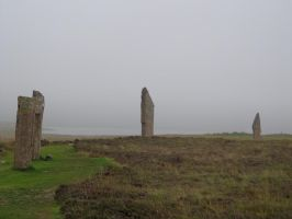 Ring of Brodgar1 by Kizzarina