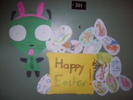 Easter GIR by TheSlyDragon