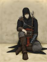 black Altair by doubleleaf