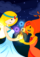 Playing with Fire by Rumay-Chian