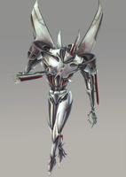 TFP: Starscream by ChronosAbyss