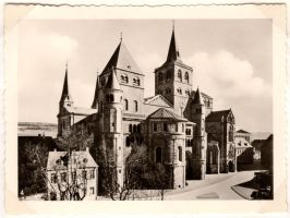 Trier old photo Stock 10 by Malleni-Stock