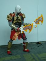 God of War Kratos fanime 08 by otakuukato