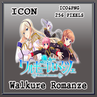 Walkure Romanze Icon by Myk-2103