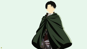 Levi - Shingeki no Kyojin (Attack on Titan) by JeffersonLS