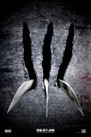 Wolverine teaser poster ver.4 by sonLUC