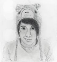 Dan Howell by Shaleco
