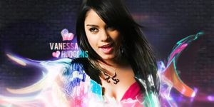 Vanessa Anne Hudgens Signature by Papichoolo