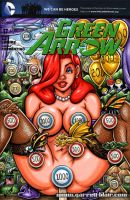 Jessica Rabbit Shooting Gallery sketch cover by gb2k