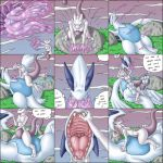 Mewtwo's Old Friend - 9 - C by ForcesWerwolf