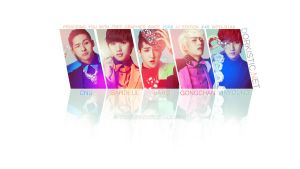 WALLPAPER - B1A4 by chazzief