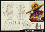 Octobuster by 2MindsStudio