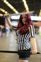 Red Card Katarina - League of Legends by Galuren