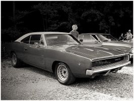 Charger II by Vipallica