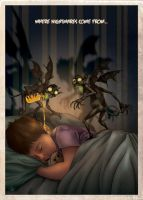 where nightmares come from by arielferreyra