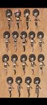 +All Dangel Outfits+ by Sparvely