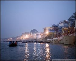 Varanasi, India (2008) by hoshq