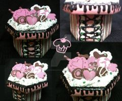 Pink Sweets Deco Box by AlphaMusician