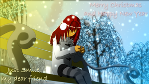 Christmas Letter by KayCornea
