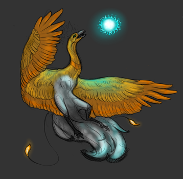 Ho-oh by ilovecat1213