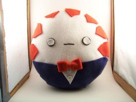 Peppermint Butler Plushie by CwaftyCreations