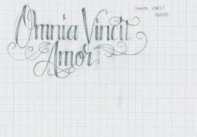 Omnia Vincit Amor by 12KathyLees12