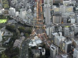 STOCK AIRBORNE IMAGERY JAPAN NO:010030020 by hirolus