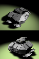 Tank by eviloatmeal