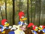 Woody and Friends by tc81691