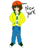 APH: New York by xxRoxas-KeyofDestiny