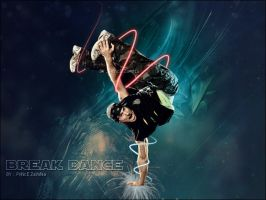 Break Dance by PriNcE-ZaYoNa