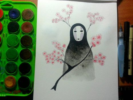 no face by ItsLaylaHere