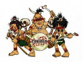 Canibal's Band by samuka