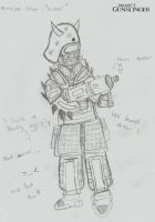The Hell Guard Verson 2 by Highwind017