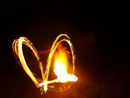 Fire Show 74 by K1ku-Stock