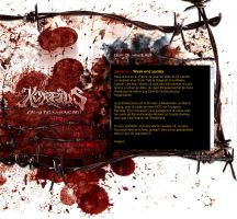 Korpius web site 1 by neverdying