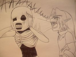 You scream at ReDead by girloveslink
