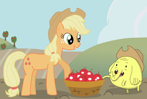 Apple Lovers by MissTickles