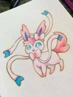 Sylveon by Paa-H
