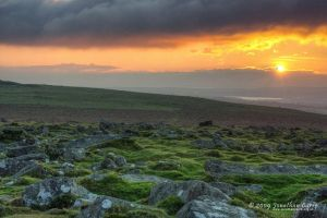 A view of Dartmoor by InsaneGelfling