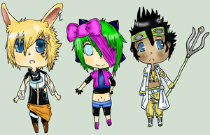 AR Chibs by Cris-Gee
